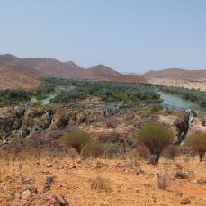 Namibië_epupa falls